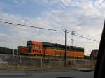 BNSF 6965